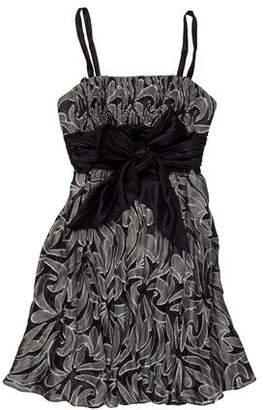 BCBGMAXAZRIA Brocade Evening Dress