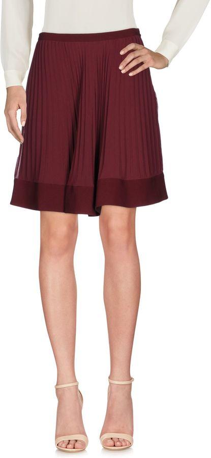 Alberta FerrettiPHILOSOPHY DI ALBERTA FERRETTI Knee length skirts