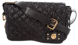Marc Jacobs Python Crossbody Bag