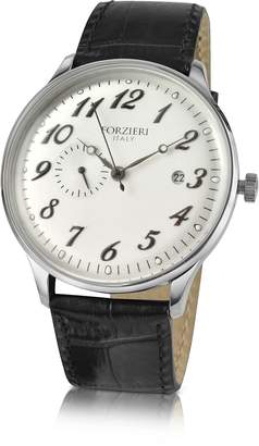 Forzieri Automatic Stainless Steel Dress Watch
