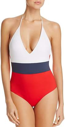 TAVIK Chase One Piece Swimsuit $130 thestylecure.com