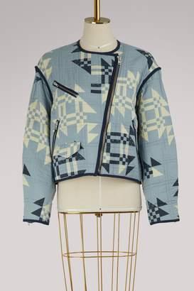 Isabel Marant Lazel cotton jacket