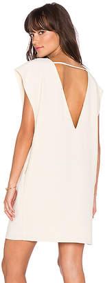 Blaque Label Vネックドレス
