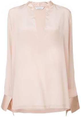 Kacey Devlin v-neck blouse