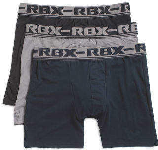 3pk Ultra Soft Boxer Briefs