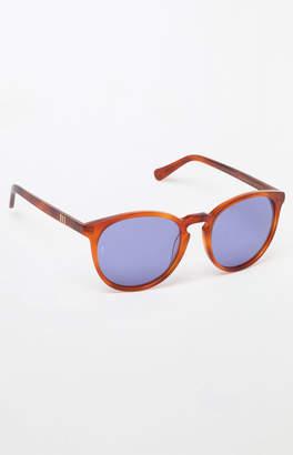 Wonderland Beaumont Brown Sunglasses