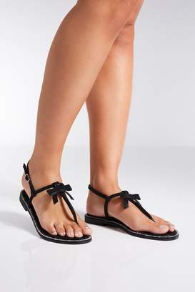 00f7deb04 Black And Silver Flat Shoes - ShopStyle Canada