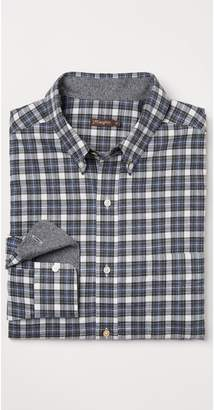 J.Mclaughlin Carnegie Classic Fit Flannel Shirt in Tartan