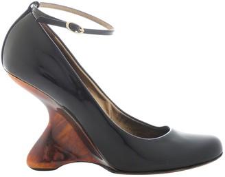 Giuseppe Zanotti Black Patent leather Heels