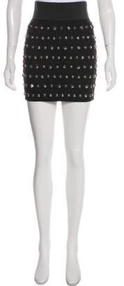 LaROK Embellished Mini Skirt