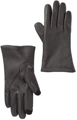 Fownes Bros Touchpoint Cashmere Lined Leather Smart Gloves