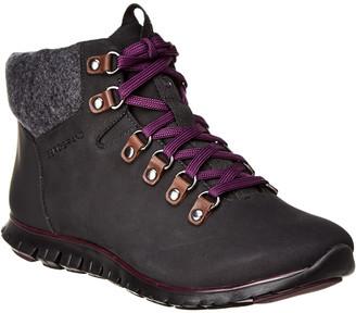 Cole Haan Zerogrand Suede Hiking Boot