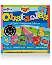 Eeboo OBSTACLES GAME