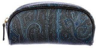 Etro Paisley Cosmetic Pouch