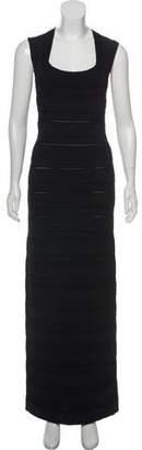 Alaia Bodycon Maxi Dress w/ Tags