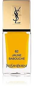 Saint Laurent Women's La Laque Couture Nail Polish - 62 Jaune Babouche