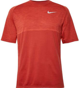 Nike Running Medalist Mélange Dri-Fit T-Shirt
