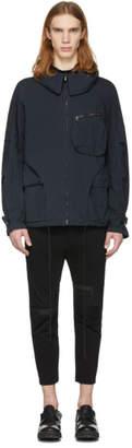 The Viridi-anne Black Hooded Jacket