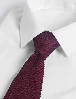 Marks and Spencer Wide Knitted Tie