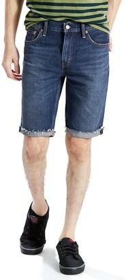 Levi's Men's 511 Slim-Fit Cutoff Denim Shorts