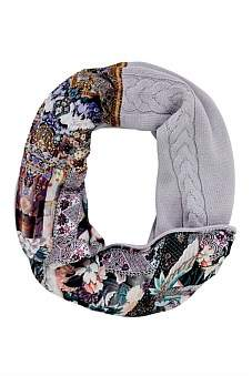 Camilla Double Sided Scarf