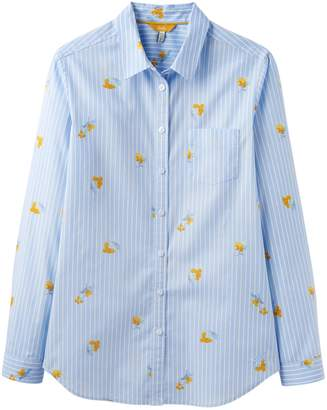Next Womens Joules Lucie Printed Woven Shirt