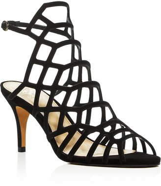 Vince Camuto Paxton Caged High Heel Sandals