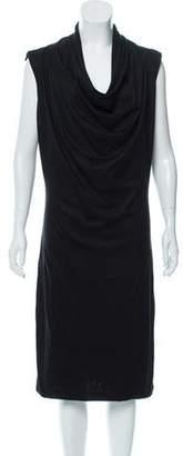 Bottega Veneta Cashmere Midi Dress w/ Tags