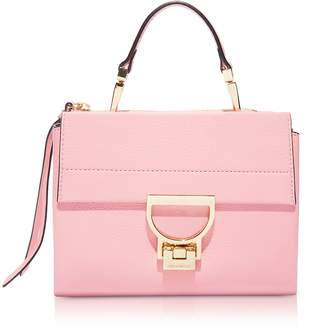Coccinelle Arlettis Mini Leather Bag with Shoulder Strap