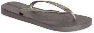 Women's Ipanema 'Glitter' Flip Flop $24.95 thestylecure.com