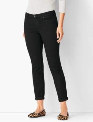 Talbots Girlfriend Jeans - Black
