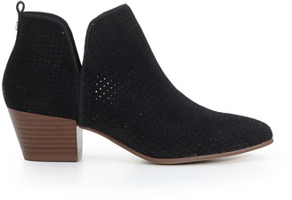 Rio Side Cut Bootie $140 thestylecure.com