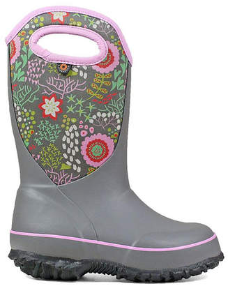 Bogs Classic Slushie Reef Kids Insulated Boots