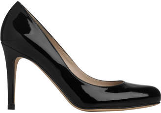 LK Bennett Stila patent-leather courts