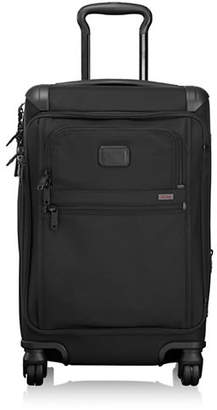 Tumi Front Lid International Carry-On Trolley Bag