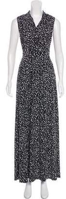 MICHAEL Michael Kors Jersey Maxi Dress