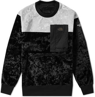 The North Face Black Series Velvet Pullover Crew