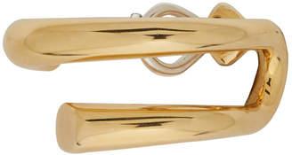 Charlotte Chesnais Gold Single Dali Clip-On Earring