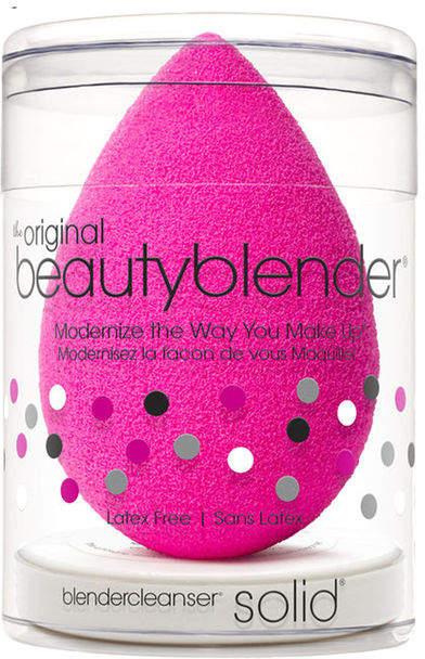 BEAUTYBLENDER original beautyblender + mini blendercleanser solid Image