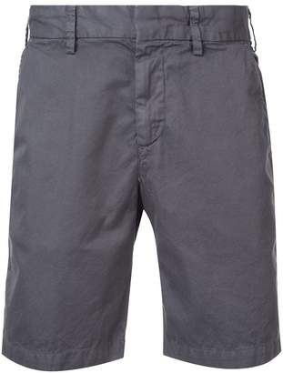 SAVE KHAKI UNITED slim-fit knee length shorts