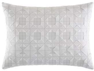 Tuille Origami Stitched Accent Pillow