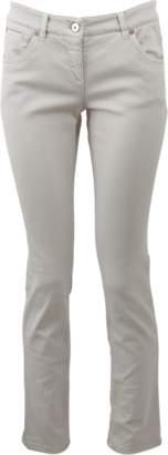 Brunello Cucinelli Five Pocket Garment Dyed Jean