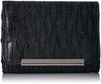 Jessica McClintock Katie Shimmer Clutch Shoulder Bag