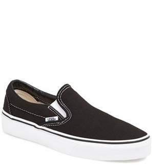 Women's Vans Classic Sneaker $44.95 thestylecure.com