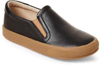 Old Soles Toddler Boys) Distressed Black Dress Hoff Slip-On Sneakers