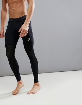 Asics Training Tights In Black 153371-0904
