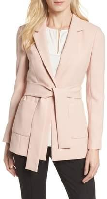 Emerson Rose Tie Waist Suit Jacket