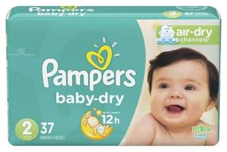 Pampers Baby Dry Diapers Jumbo Pack (Select Size)