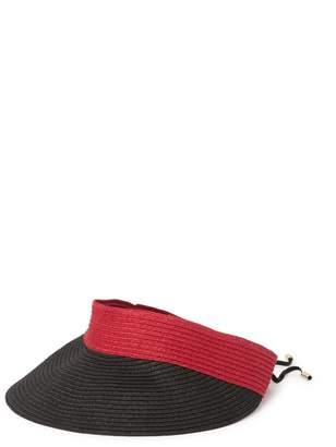 Calvin Klein Tie Back Visor