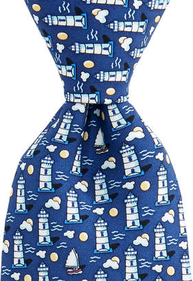 Vineyard Vines Lighthouse Tie